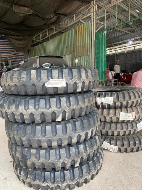 Lốp Thái Lan